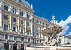 trieste Images stock