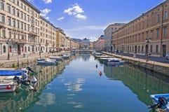 Trieste Stock Photography