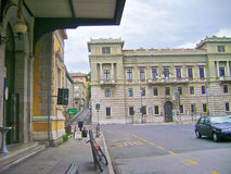 Trieste Royalty Free Stock Photos
