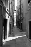 Trieste - elementy CittàVecchia 03 Zdjęcia Stock