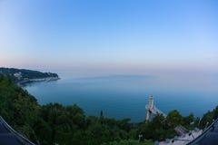 Trieste fjärd Royaltyfria Bilder