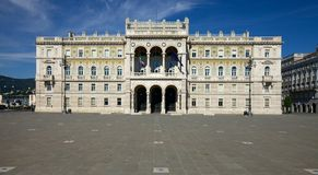 Trieste stock photography