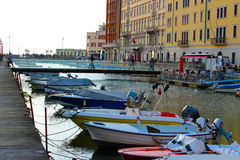 Trieste Royalty Free Stock Image