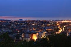 Trieste hermosa, Italia Fotografía de archivo libre de regalías