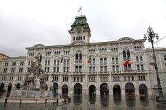 Trieste, Italia Stock Photo