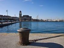 Trieste, Italie, panorama Rive Image libre de droits
