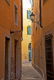 Trieste, Italy - Old town Royalty Free Stock Images