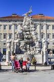 Trieste, Italy. Stock Image