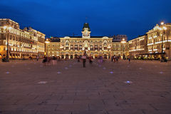 Trieste, Italy Royalty Free Stock Photos