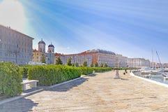 Trieste, Italy Stock Photo