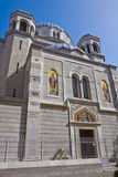 Trieste, Italy - Saint Spyridon Church Stock Photography