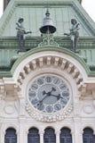 Trieste klocka Klocka Royaltyfria Bilder