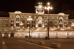Trieste Royalty Free Stock Photography