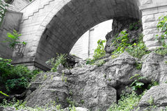 Trieste - pont 02 Images libres de droits