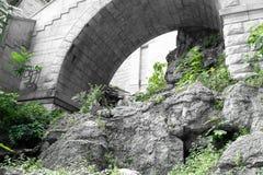 Trieste - puente 02 Imágenes de archivo libres de regalías