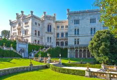 Free Trieste, The Architectures And Arts Royalty Free Stock Photography - 118769287