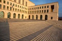 Trieste university Royalty Free Stock Photography