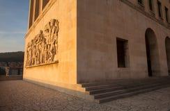 Trieste university Stock Photo