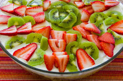 Trifle Royalty Free Stock Photography