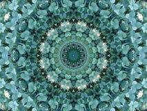 trifolium лужков круга стоковая фотография rf
