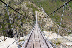 Trift bridge Stock Photography