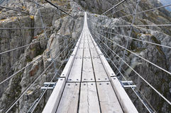 Trift Bridge Stock Image