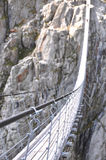 Trift Bridge, Switzerland Royalty Free Stock Image