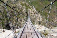 Trift bro Arkivbild