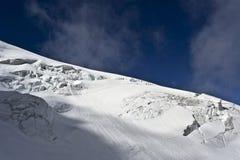 Trift glacier Royalty Free Stock Photo