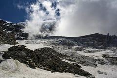 Trift glacier Royalty Free Stock Photos