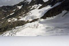 Trift glacier Stock Photos