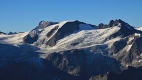 Trift Glacier Stock Photo
