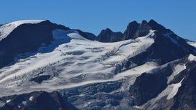 Trift glacier, Switzerland Stock Photos