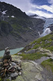 Trift glacier Royalty Free Stock Photos