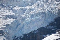 Trift Gletscher Lizenzfreies Stockbild