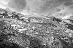 Trift Gletscher Stockfotos