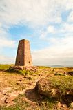 Trig Point Royalty Free Stock Photo