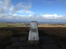 Trig Point Royalty Free Stock Photography