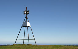 Trig Station Royalty Free Stock Photos