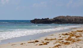 Trigg strand, västra Australien Fotografering för Bildbyråer