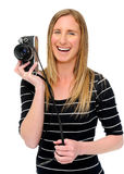Trigger happy Stock Photography