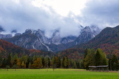 Triglav National Park. Julian Alps, Slovenia Stock Images