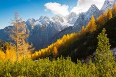 Triglav national park, Slovenia Stock Photos