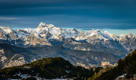 Triglav Royalty Free Stock Images