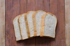 Trigo inteiro bread Imagem de Stock Royalty Free