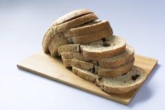 Trigo inteiro do pão Imagens de Stock