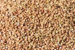 Trigo mourisco da aveia em flocos Fotos de Stock Royalty Free