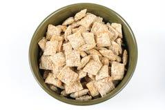 Trigo Shredded Imagem de Stock