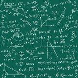 Trigonometry σχέδιο Στοκ Εικόνα
