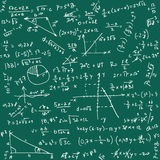Trigonometry Pattern Stock Image